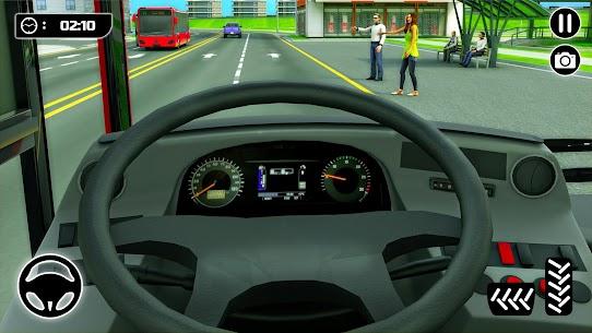 Şehir Otobüs Sürme Simülatör: Otobüs Oyunları 2021Full Apk İndir 3