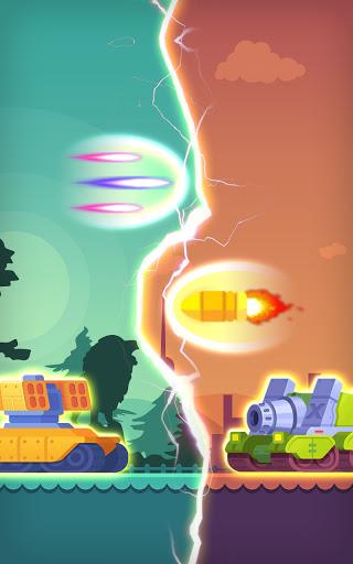 Code Triche Tank Firing - FREE Tank Game mod apk screenshots 2