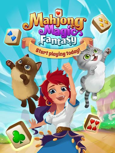 Mahjong Magic Fantasy : Tile Connect 0.201023 screenshots 14
