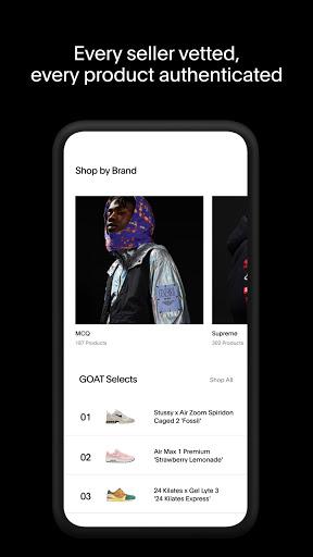 GOAT u2013 Sneakers & Apparel 1.52.6 Screenshots 6