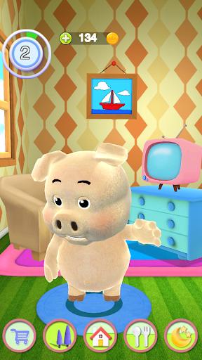 Talking Piggy modavailable screenshots 5