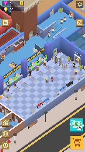 Idle Bank Tycoon  screenshots 4