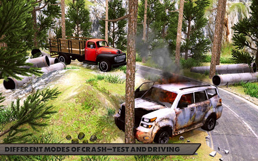 Offroad Car Crash Simulator: Beam Drive 1.1 Screenshots 3