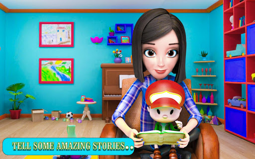 Busy Virtual Mother Simulator 2021 ud83dudc69 android2mod screenshots 2