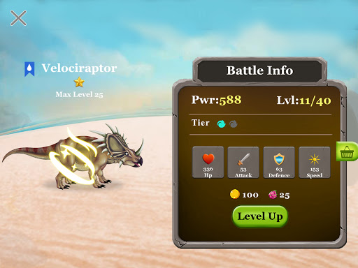 DINO WORLD - Jurassic dinosaur game 12.50 screenshots 15