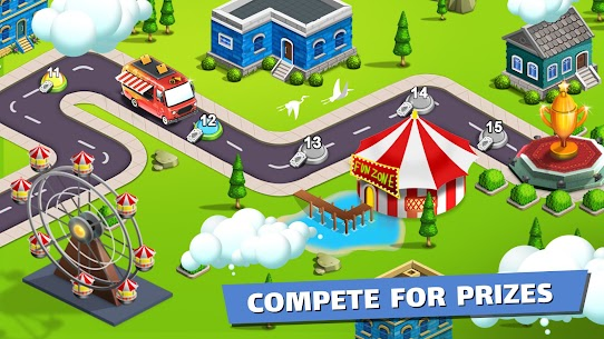 Download Food Truck Chef MOD APK [Unlimited Coins/Money/Crystals] 6