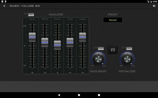 Music Volume EQ u2014 Equalizer, Amplifier, Bass Boost apktram screenshots 12