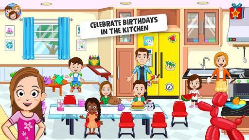 My Town: Home Dollhouse: Kids Play Life house game  screenshots 13