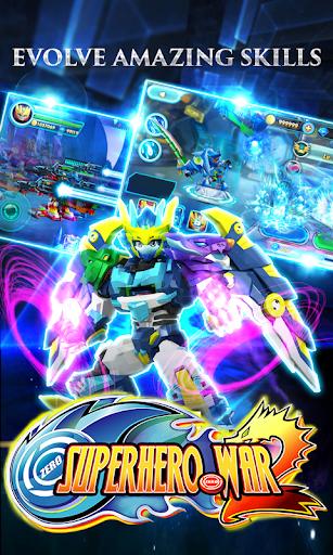 Superhero War Premium: Robot Fight - Action RPG 1.0 screenshots 4