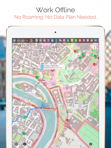 Toulouse Map and Walks For PC Windows (7, 8, 10, 10X) & Mac Computer Image Number- 13