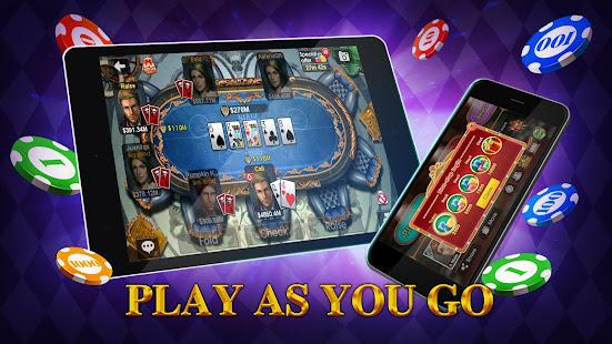 DH Texas Poker - Texas Hold'em 2.8.5 Screenshots 7