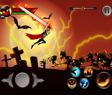 Stickman Legends APK MOD 2.5.1 (Unlimited Money, Max Level, Free Shopping) 9