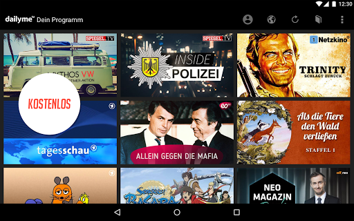 dailyme TV, Serien, Filme & Fernsehen TV Mediathek  screenshots 17
