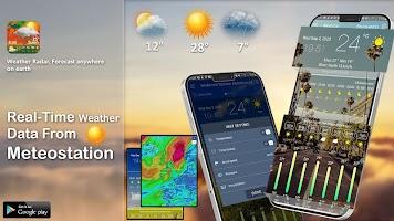 Weather Radar – Weather forecast today