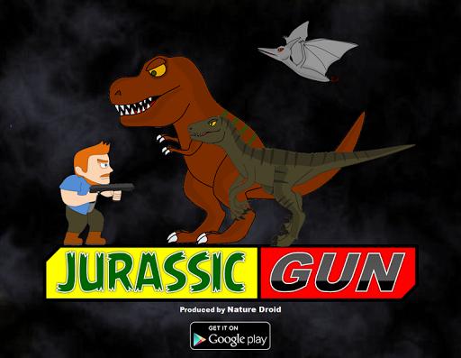 jurassic gun screenshot 1