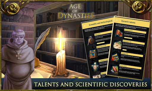 Age of Dynasties: Medieval War apktram screenshots 16