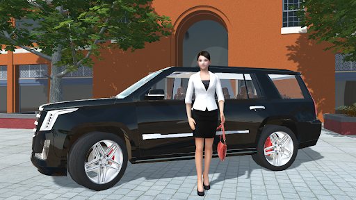 Car Simulator Escalade Driving 1.2 screenshots 23
