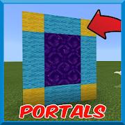 Portal Mod for Minecraft Pe - MCPE 2021