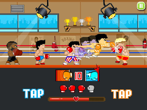 Boxing Fighter ; Arcade Game 13 screenshots 2