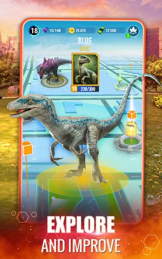 Jurassic World Alive 2.9.29 screenshots 11