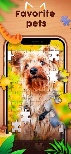 Jigsaw Puzzles - Magic Collection Games  screenshots 6