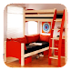二段ベッドのデザインのアイデア 男の子と女の子のために - Androidアプリ
