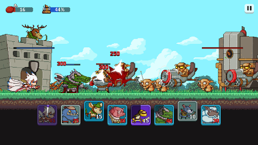 Monsters War: Epic TD Strategy Offline Games moddedcrack screenshots 3