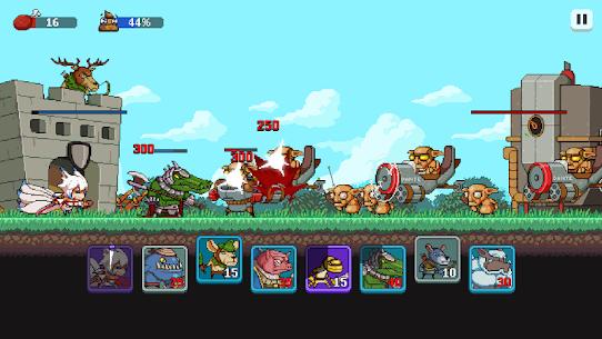 Monsters War: Epic TD Strategy Offline Games 1.4.9 3