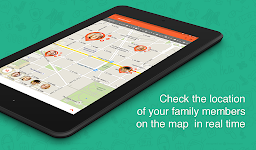 screenshot of Zoemob Family Locator