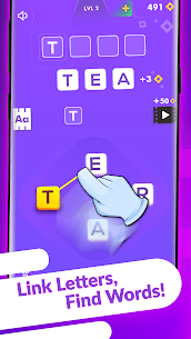 Word Hunter – Offline Word Puzzle Game 🇺🇸 1