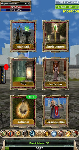 Magic Anvil Simulator 2.493 screenshots 10
