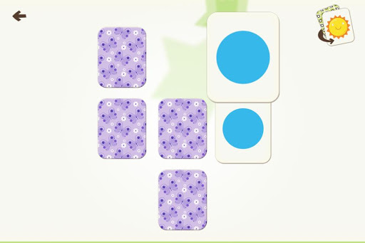 shape game colors free preschool games for kids screenshot 3