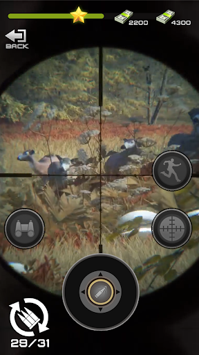 Chasse dans la nature : Jeu de tir de proie APK MOD (Astuce) screenshots 4