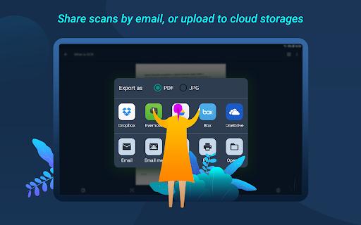 Tiny Scanner - PDF Scanner App android2mod screenshots 18