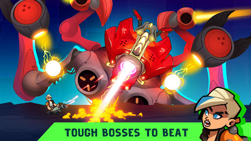 Bombastic Brothers - Top Squad.2D Action shooter. 1.5.52 screenshots 2