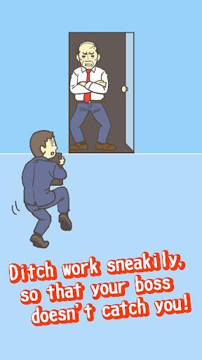 Ditching Work2u3000-room escape game 3.1 screenshots 2