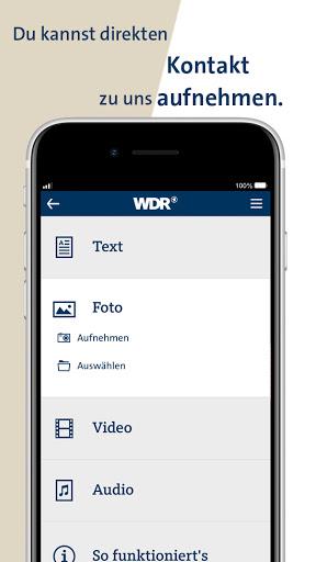 WDR - Hören, Sehen, Mitmachen 1.7.11 screenshots 6