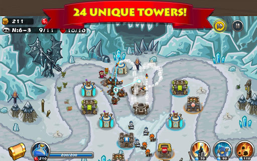Horde Defense 1.7.6 Screenshots 8