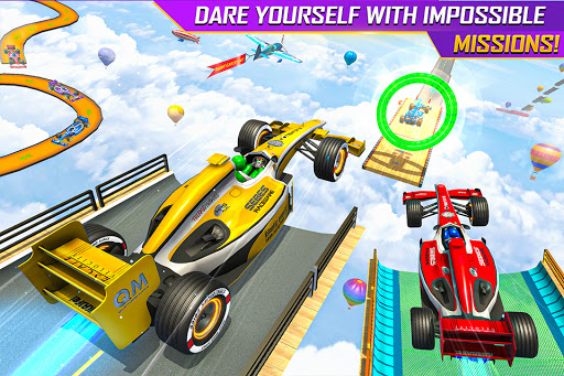Formula Car Stunt Games: Mega Ramp Car Games 3d 1.6 screenshots 2