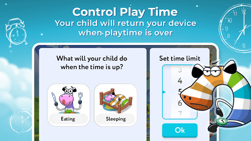Zebrainy: learning games for kids and toddlers 2-7  screenshots 6