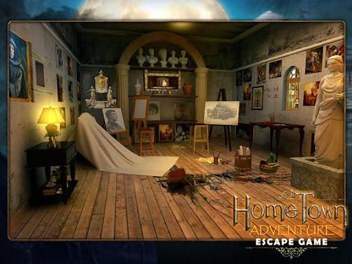 Escape game:home town adventure 29 Screenshots 7