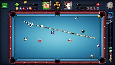 8 Ball Pool Android App Screenshot