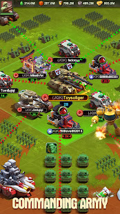 Toy Army Men Defense