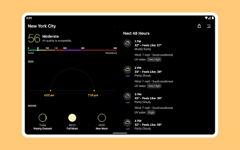 Today Weather - Weather Forecast, Widget & Radar screenshots 9