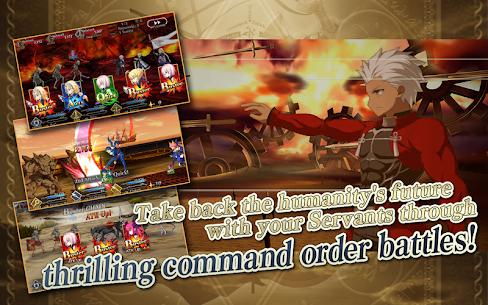 Fate/Grand Order (English) fgo jp apk Lastest Version 2021** 9