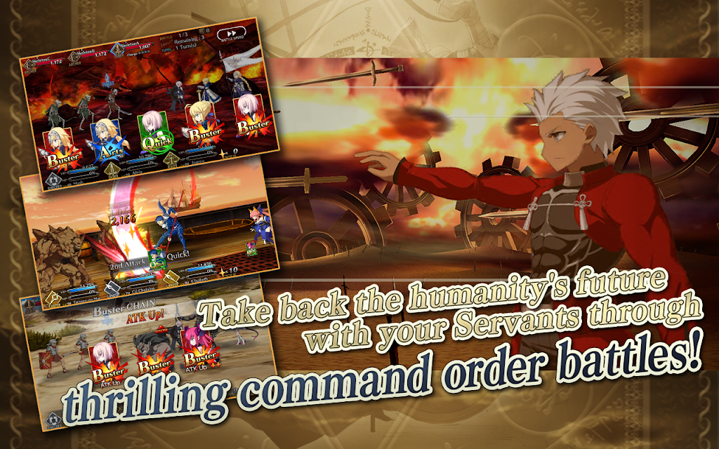 Fate/Grand Order (English) – Apps on Google Play poster 8