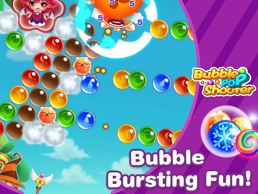 Bubble Shooter - Bubble Free Game apkpoly screenshots 14