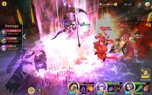 Soul Seeker: Six Knights u2013 Strategy Action RPG screenshots 5
