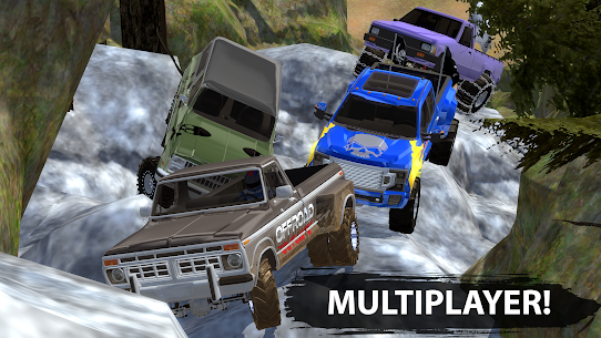 Offroad Outlaws (MOD, Unlimited Money) 2