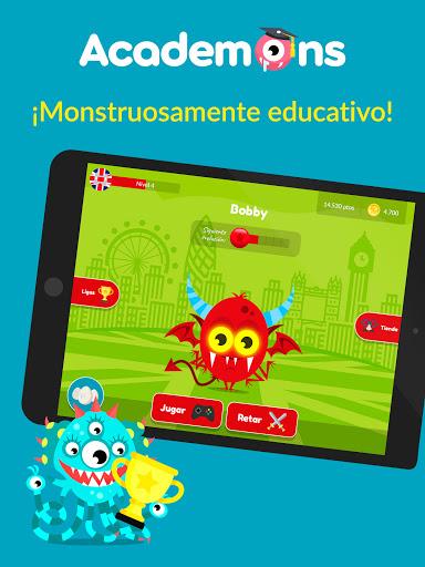 Academons - Primaria juegos educativos apkpoly screenshots 16